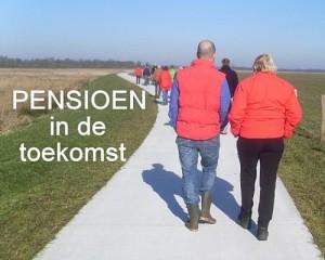 Pensioen in de toekomst